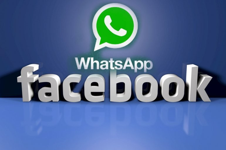 Facebook'a Whatsapp Butonu Ekleniyor.